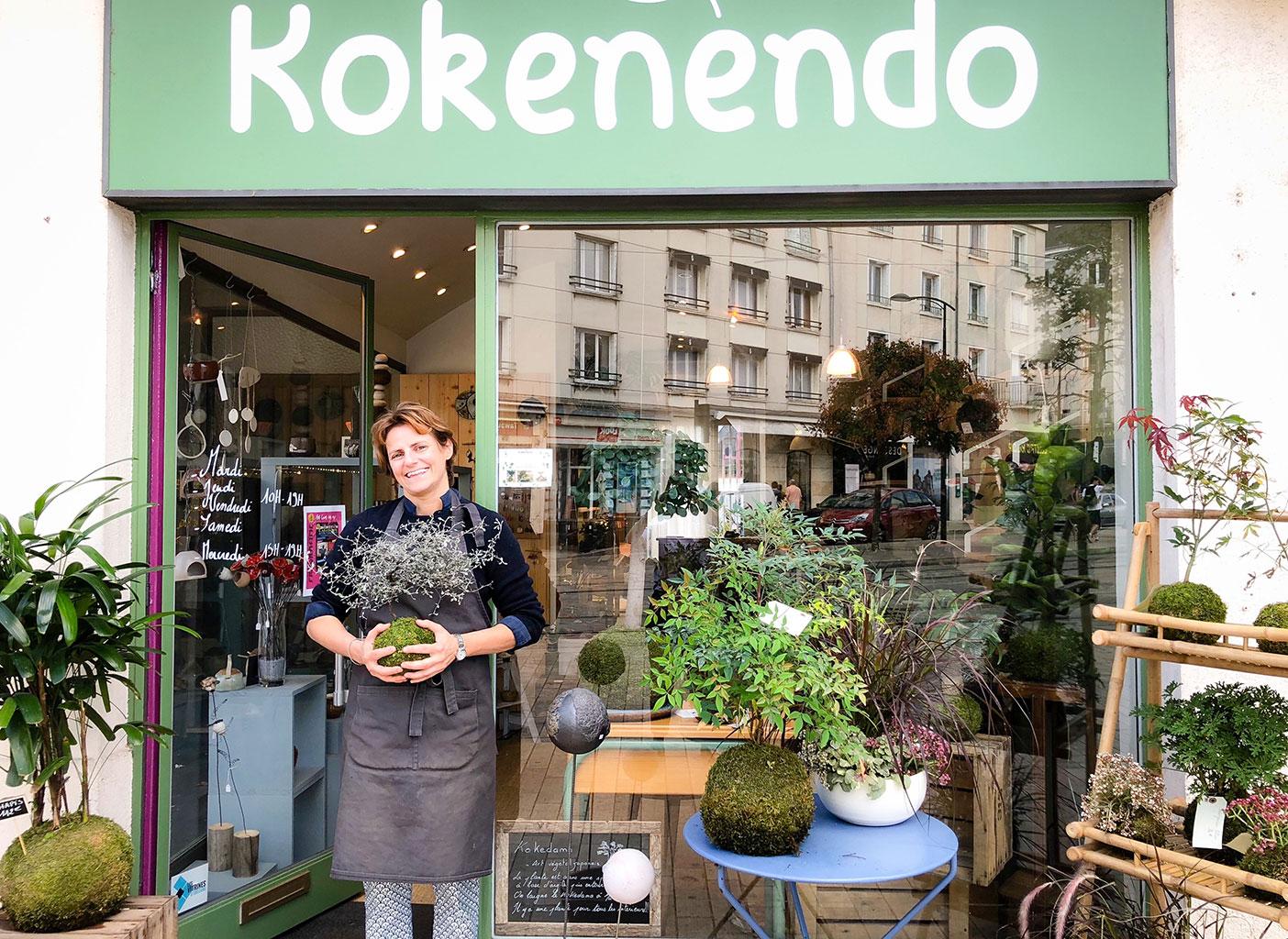 La boutique Kokenendo à Orléans